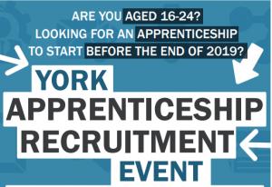York Apprenticeship recruitment