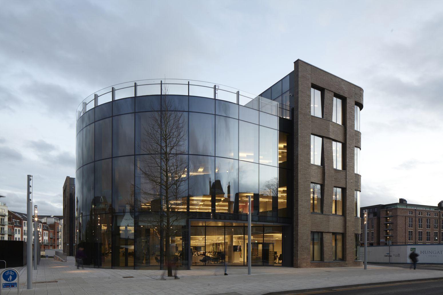 Hiscox Building Make It York
