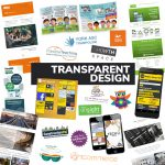 Transparent Design work examples